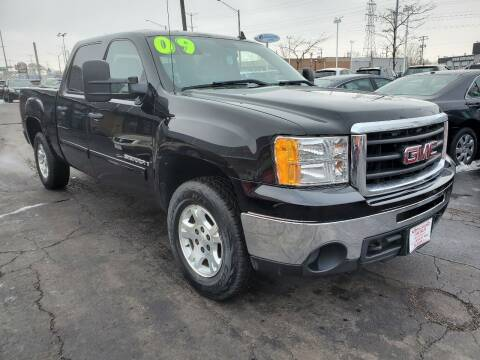 2009 GMC Sierra 1500 for sale at North Chicago Car Sales Inc in Waukegan IL