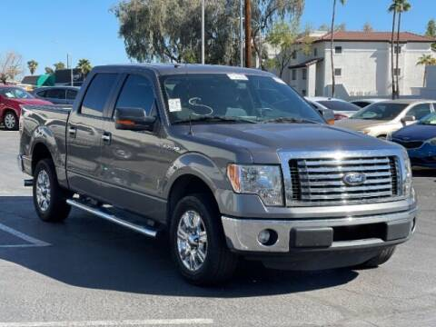 2012 Ford F-150 for sale at Brown & Brown Wholesale in Mesa AZ