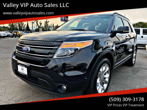2011 Ford Explorer for sale at Valley VIP Auto Sales LLC in Spokane Valley WA