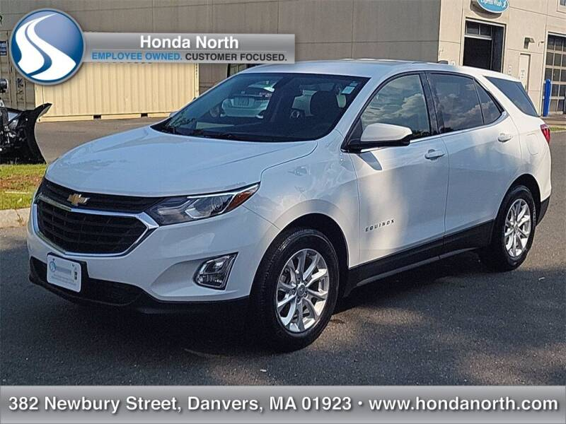 2018 Chevrolet Equinox for sale at 1 North Preowned in Danvers MA