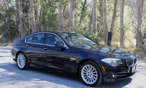 2012 BMW 5 Series for sale at Northwest Premier Auto Sales in West Richland WA