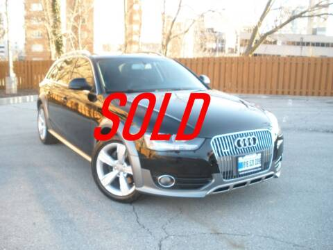 2013 Audi Allroad for sale at Autobahn Motors USA in Kansas City MO