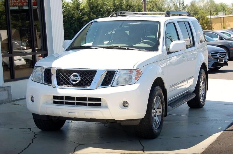 2012 Nissan Pathfinder for sale in Magnolia, NJ