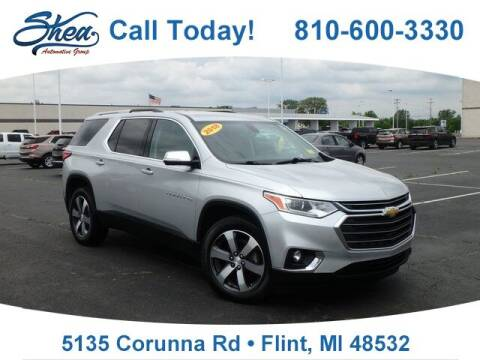 2018 Chevrolet Traverse for sale at Erick's Used Car Factory in Flint MI