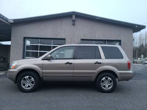 2003 Honda Pilot for sale at Westside Motors in Mount Vernon WA