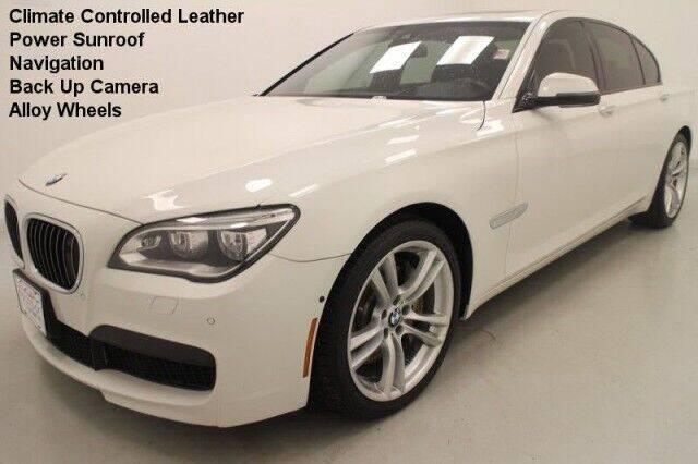2015 BMW 7 Series for sale in Bonner Springs, KS