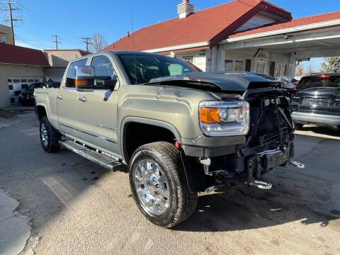 2018 GMC Sierra 2500HD for sale at STS Automotive in Denver CO