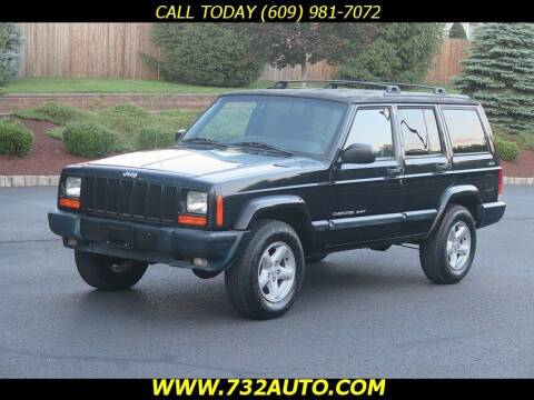 2000 Jeep Cherokee for sale at Absolute Auto Solutions in Hamilton NJ