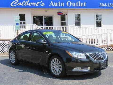 2011 Buick Regal for sale at Colbert's Auto Outlet in Hickory NC