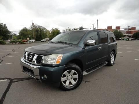 2004 Nissan Armada for sale at TJ Auto Sales LLC in Fredericksburg VA