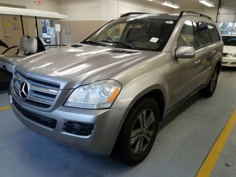 2007 Mercedes-Benz GL-Class for sale at MCHENRY AUTO SALES in Modesto CA