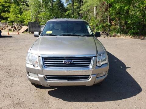 2008 Ford Explorer for sale at 1st Priority Autos in Middleborough MA