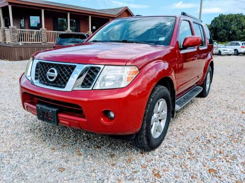2009 Nissan Pathfinder for sale at Delta Motors LLC in Jonesboro AR