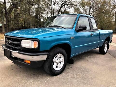 1996 Mazda B-Series Pickup for sale at Prime Autos in Pine Forest TX