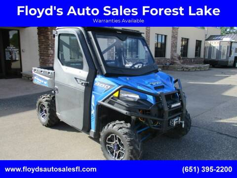 2016 Polaris Ranger for sale at Floyd's Auto Sales Forest Lake in Forest Lake MN