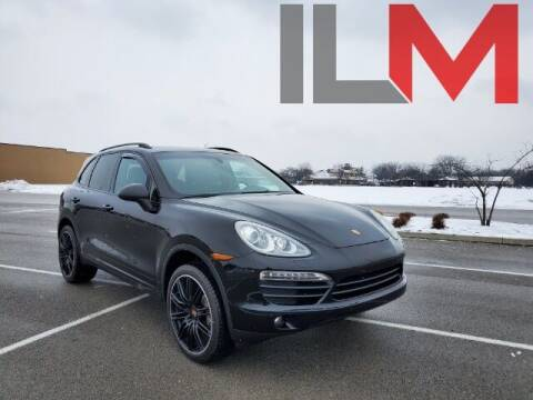2014 Porsche Cayenne for sale at INDY LUXURY MOTORSPORTS in Fishers IN