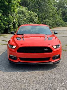 2016 Ford Mustang for sale at Westford Auto Sales in Westford MA
