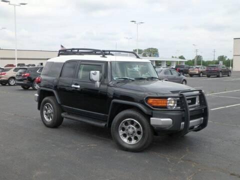 2011 Toyota FJ Cruiser for sale at Jamie Sells Cars 810 - Linden Location in Flint MI