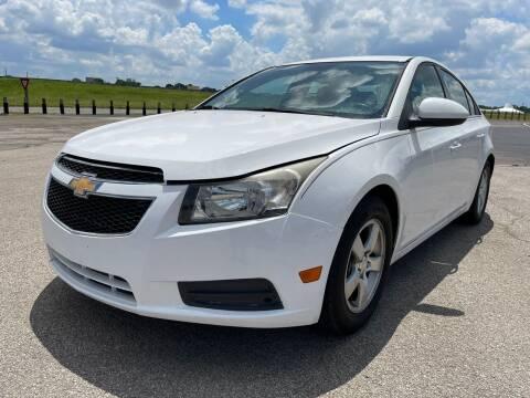 2013 Chevrolet Cruze for sale at CHAD AUTO SALES in Bridgeton MO