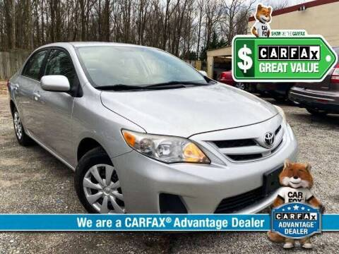 2011 Toyota Corolla for sale at High Rated Auto Company in Abingdon MD