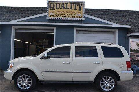 2007 Chrysler Aspen for sale at Quality Pre-Owned Automotive in Cuba MO