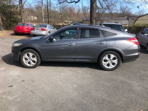 2010 Honda Accord Crosstour for sale at 22nd ST Motors in Quakertown PA