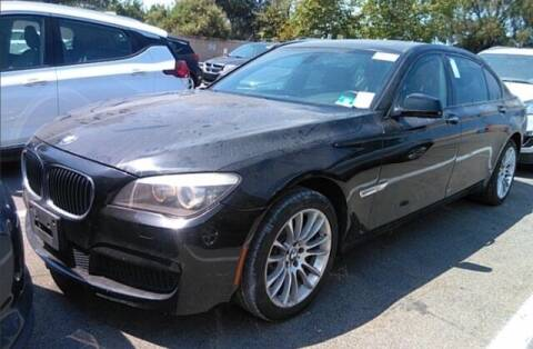2011 BMW 7 Series for sale at SoCal Auto Auction in Ontario CA