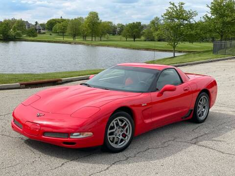 2002 Chevrolet Corvette for sale at DriveSmart Auto Sales in West Chester OH