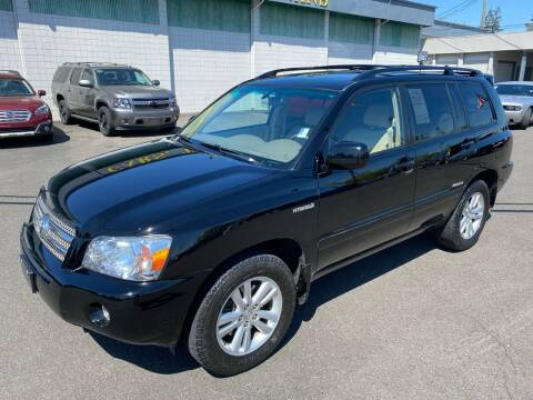 2006 Toyota Highlander Hybrid for sale at Vista Auto Sales in Lakewood WA