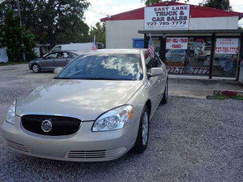 2008 Buick Lucerne for sale at EAST LAKE TRUCK & CAR SALES in Holiday FL