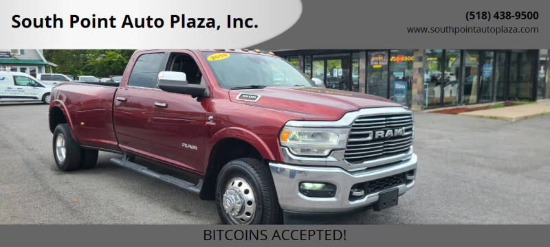 2019 RAM Ram Pickup 3500 for sale at South Point Auto Plaza, Inc. in Albany NY