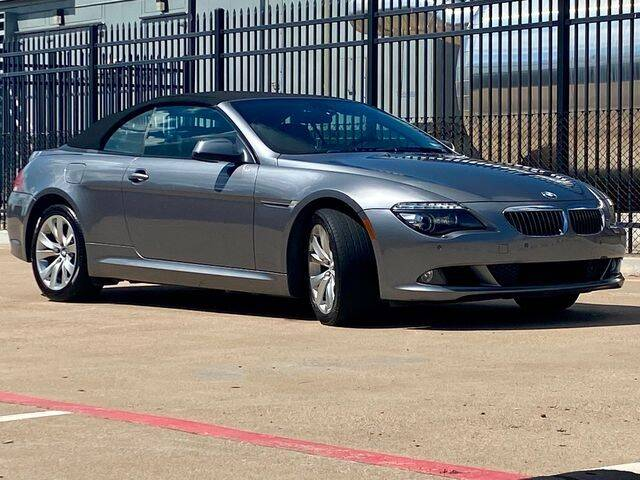 2010 BMW 6 Series for sale at Schneck Motor Company in Plano TX