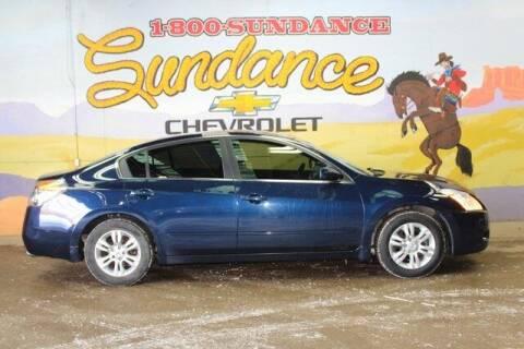 2012 Nissan Altima for sale at Sundance Chevrolet in Grand Ledge MI
