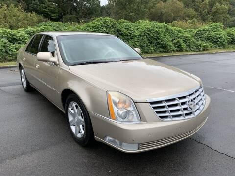 2006 Cadillac DTS for sale at J & D Auto Sales in Dalton GA