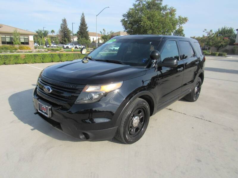 2014 Ford Explorer for sale at Repeat Auto Sales Inc. in Manteca CA
