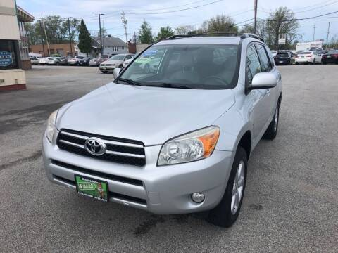 2008 Toyota RAV4 for sale at MR Auto Sales Inc. in Eastlake OH