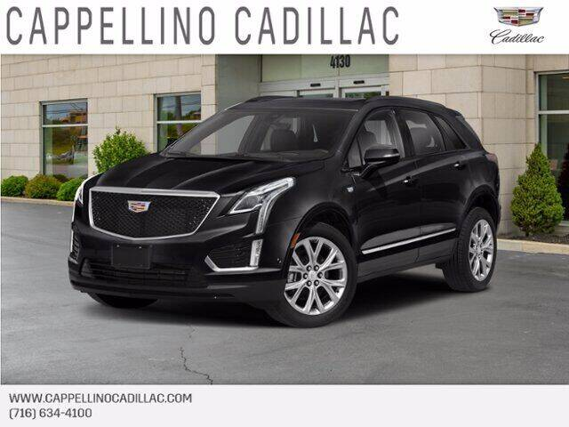 2021 Cadillac XT5 for sale in Williamsville, NY