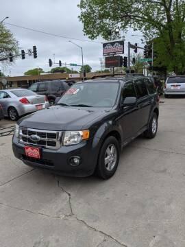 2009 Ford Escape for sale at Corridor Motors in Cedar Rapids IA