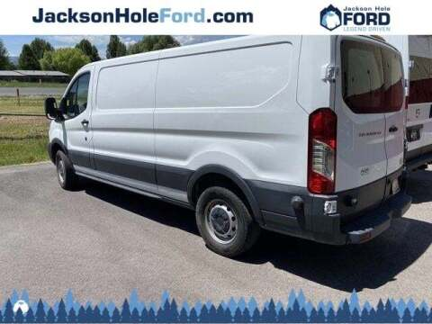 2019 Ford Transit Cargo for sale at Jackson Hole Ford of Alpine in Alpine WY