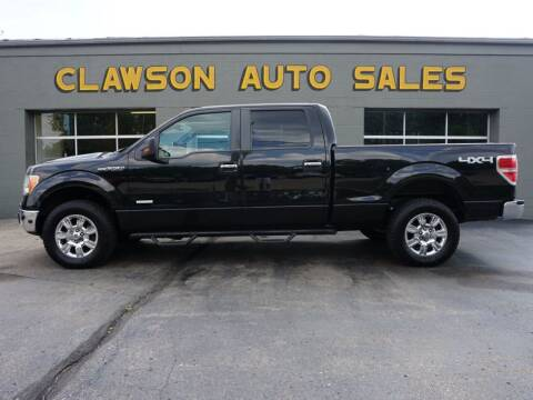 2012 Ford F-150 for sale at Clawson Auto Sales in Clawson MI