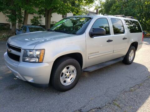 2010 Chevrolet Suburban for sale at Devaney Auto Sales & Service in East Providence RI