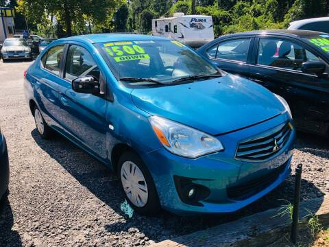 2017 Mitsubishi Mirage G4 for sale at Capital Car Sales of Columbia in Columbia SC