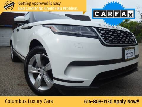 2018 Land Rover Range Rover Velar for sale at Columbus Luxury Cars in Columbus OH