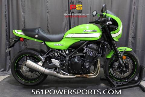 2019 Kawasaki Z900RS Cafe for sale at Powersports of Palm Beach in Hollywood FL
