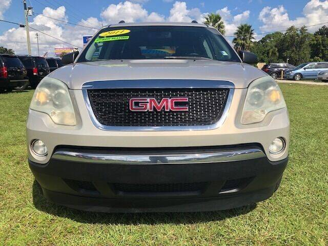 2011 GMC Acadia for sale at Unique Motor Sport Sales in Kissimmee FL