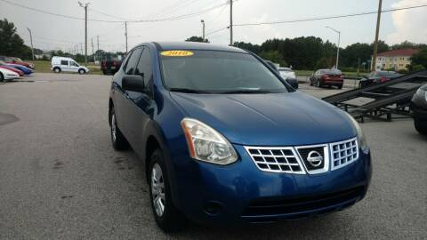 2010 Nissan Rogue for sale at Kelly & Kelly Supermarket of Cars in Fayetteville NC