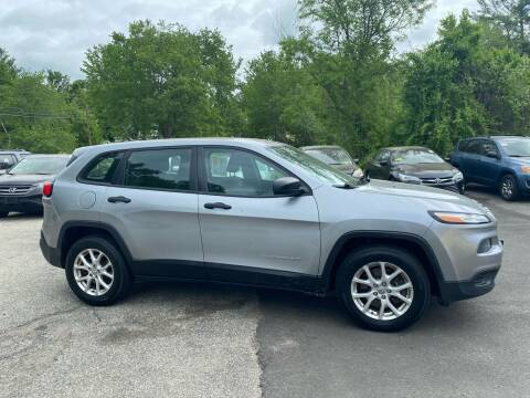 2014 Jeep Cherokee for sale at Royal Crest Motors in Haverhill MA