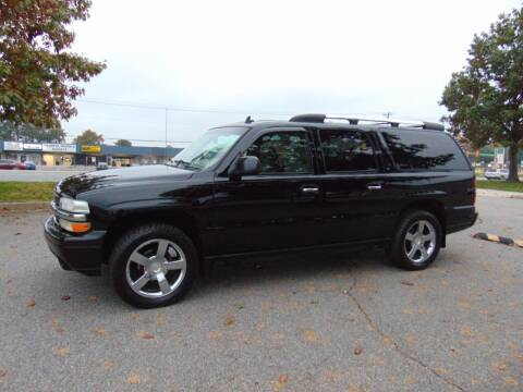 2006 Chevrolet Suburban for sale at CR Garland Auto Sales in Fredericksburg VA