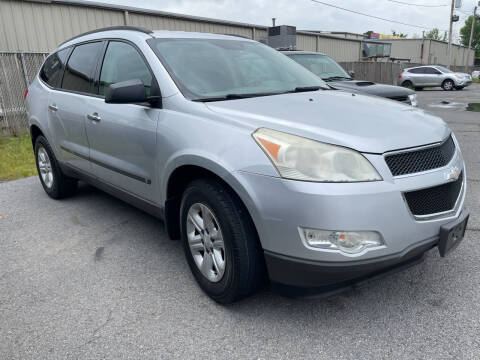 2009 Chevrolet Traverse for sale at Auto Credit Xpress in North Little Rock AR