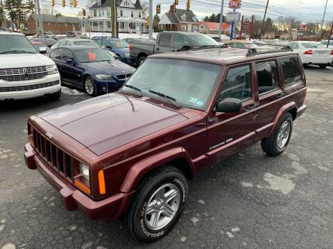 2000 Jeep Cherokee for sale at Masic Motors, Inc. in Harrisburg PA